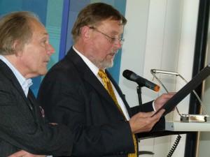 Bergengruen-Preis 2011 Übergabe an Peter Kurtzeck
