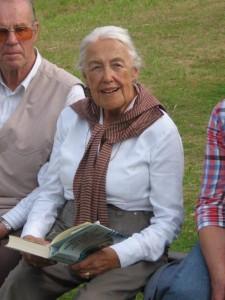 Maria Schütze-Bergengruen liest - Studienreise Baltikum 160