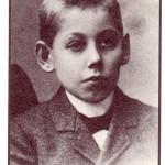 Werner Bergengruen als Sextaner, 1903