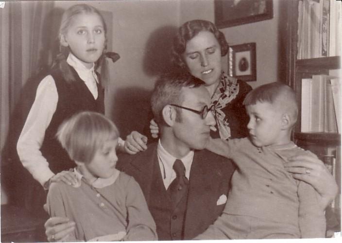 Werner Bergengruen, 1933