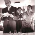 Der 70. Geburtstag von Werner Bergengruen