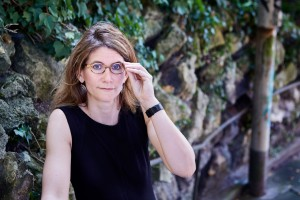 Anna Katharina Hahn, deutsche Schriftstellerin, geb. 1970 | Anna Katharina Hahn, German writer, born in 1970