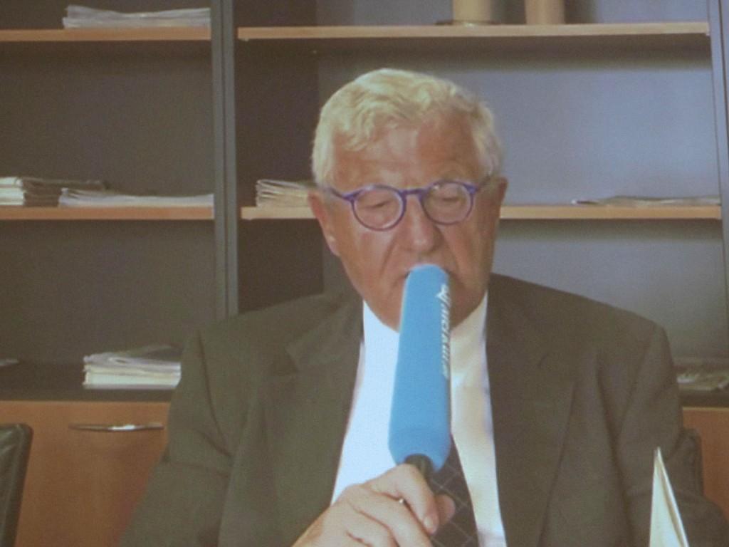 Videogruß von Dr. Dirk Ippen, dem Verleger der Allgemeinen Zeitung