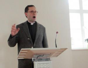 Laudator Dr. Ulrich Hoppe
